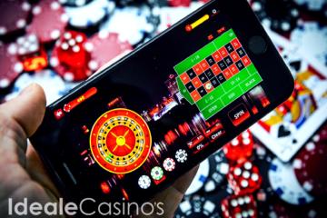 Casino applicatie in de App Store