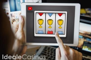 YouTube steeds vaker gebruikt om reclame te maken voor online casinos